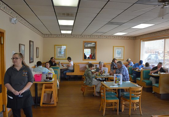 Ridgeway, VA: Dining Room