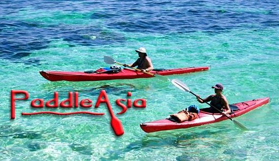 ‪Paddle Asia - Private Day Tours‬