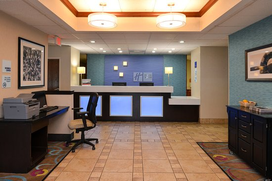 Huber Heights, OH: Lobby