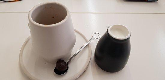 Maitland, Australia: Little Marionette coffee, Ristretto, beautiful