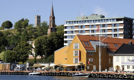 Thon Hotel Tonsberg Brygge