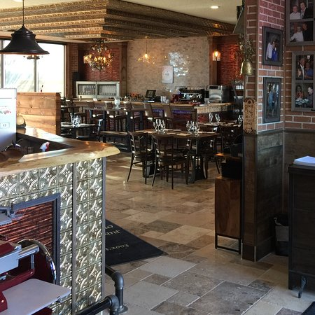 Fort Erie, Canadá: Vaticano Restaurant