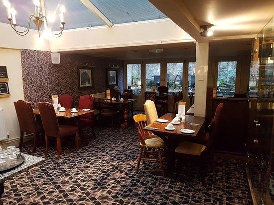Beckington, UK: Restaurant