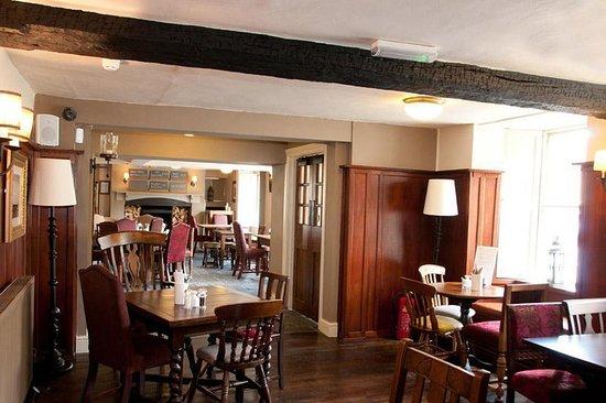 Beckington, UK: Bar/Lounge