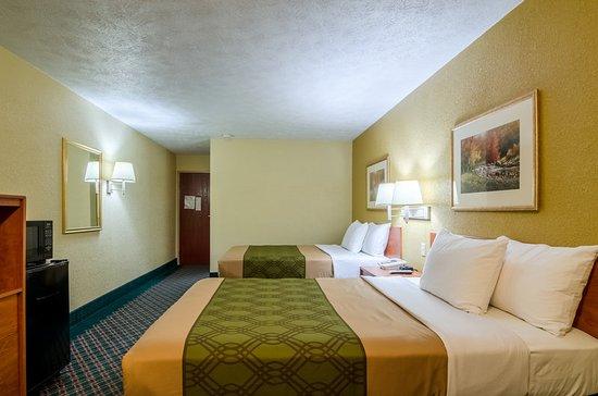 Ottawa, KS: Guest room