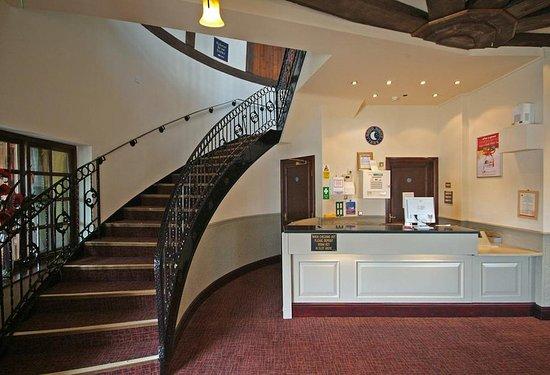 North Hykeham, UK: Lobby