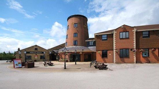 North Hykeham, UK: Exterior