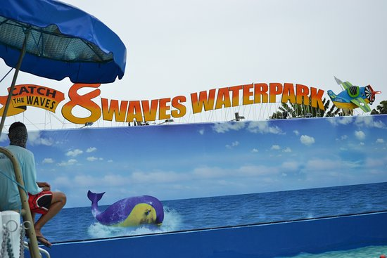 San Rafael, Philippines: wave pool