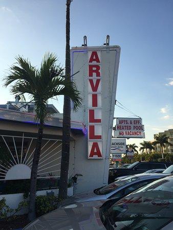 Arvilla Resort Motel Treasure Island Picture