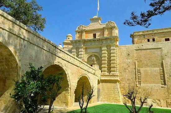 Mdina  City Walking Tour