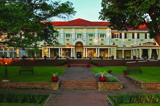 4-dagars Victoria Falls Tour-Zambezi ...