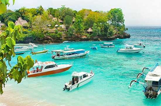 Fast Boat Tickets to Lembongan Island from Sanur beach Bali