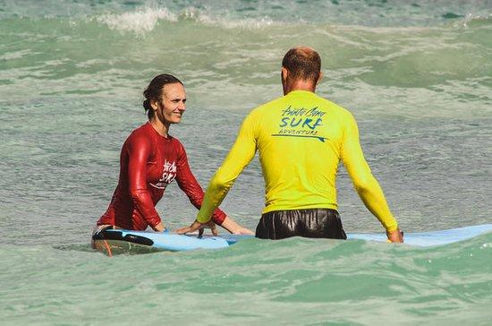 Macao Beach Surf 3 días de lecciones