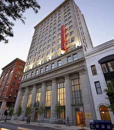 Residence Inn by Marriott Columbus Downtown: Exterior