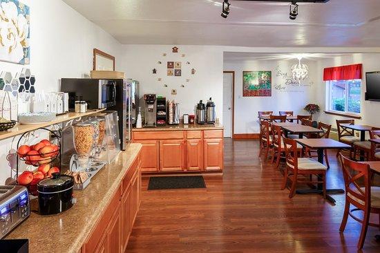 Chehalis, WA: Restaurant