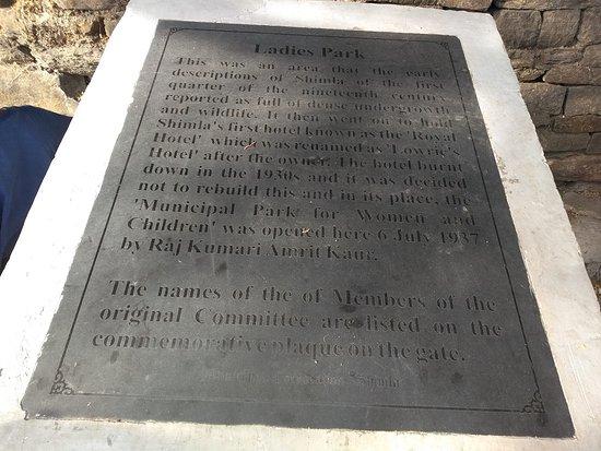 Monument Rani Jhansi