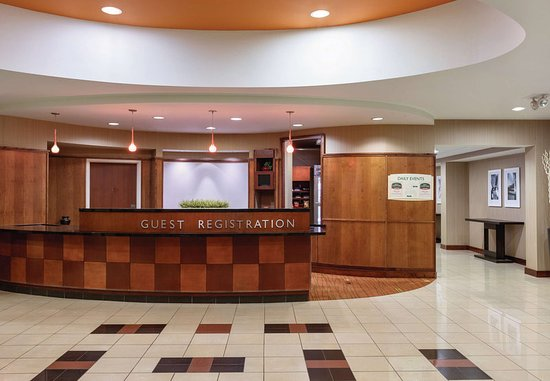 Junction City, KS: Lobby