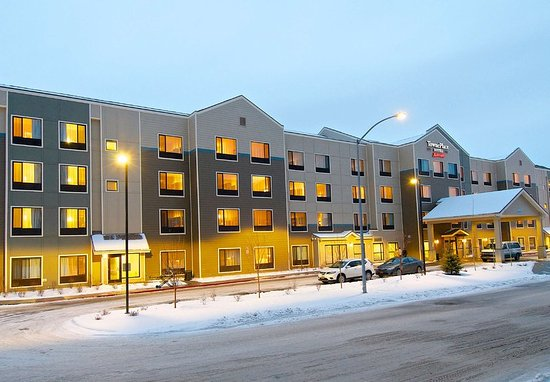 TownePlace Suites Anchorage Midtown Hotel