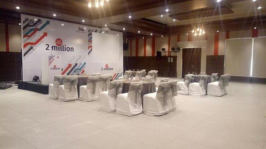 Tarangi Resort & Spa: The conference hall