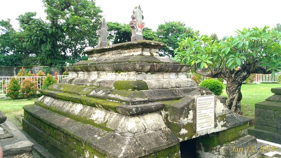 Tomb of Sultan Hasanuddin