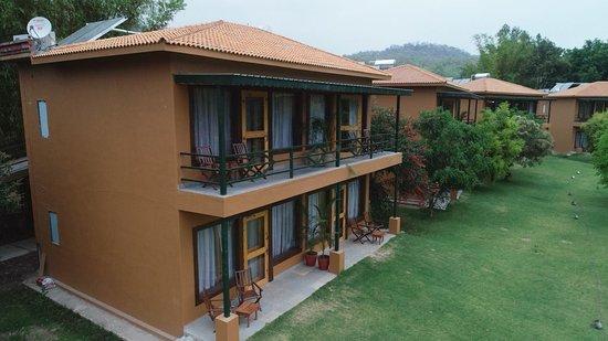 Tarangi Resort & Spa: View of the block
