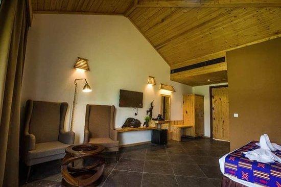Tarangi Resort & Spa: Room interior