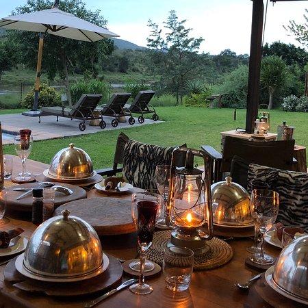 Malelane, Sør-Afrika: Kambaku River Lodge