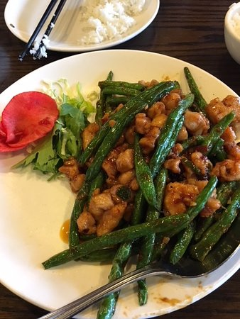 Chicken and green beans picture of china village albany tripadvisor china village chicken and green beans forumfinder Image collections