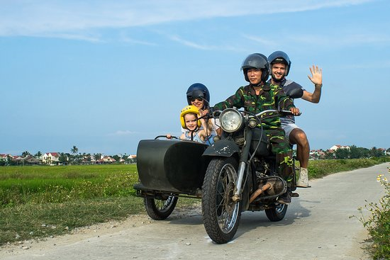 Hoi An Sidecar Tours