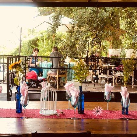 Hekpoort, Sudáfrica: Heksies Hideaway Family Restaurant