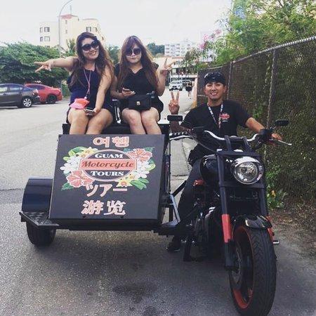 Santa Rita, جزر ماريانا: Guam Motorcycle Tours