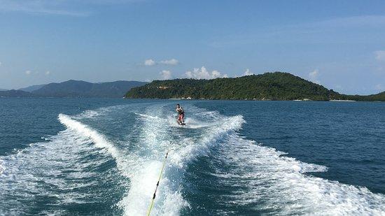 Private Escape Samui: wakeboard