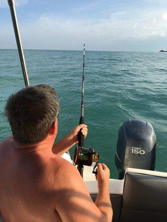 Private Escape Samui: fishing