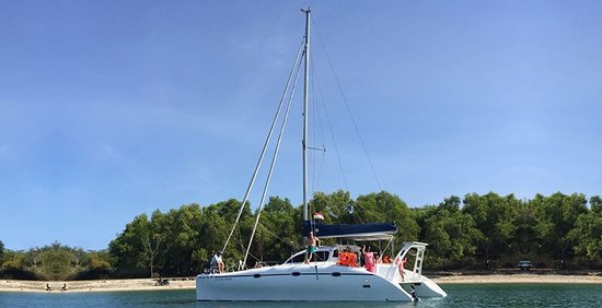 Tanjung Benoa Holiday Service: Catamaran : Lexi ,Up to 6 Bedrooms,  from USD 1500