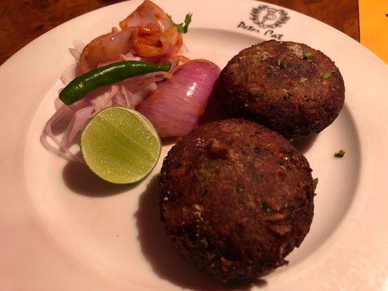 Peter Cat: Mutton Kebab