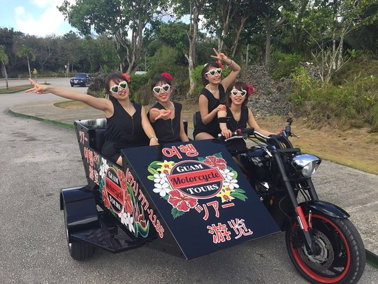 Guam Motorcycle Tours