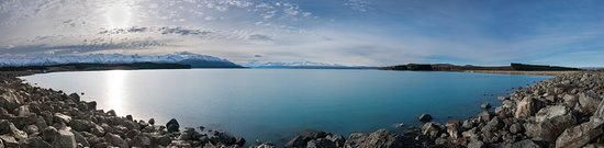 Canterbury Region, Neuseeland: Lake Pukaki