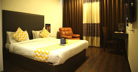 Two days stay in hotel orbion - Review of FabHotel Orbion