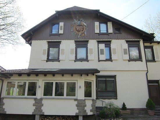 Schenkenzell, Germany: Seitenansicht