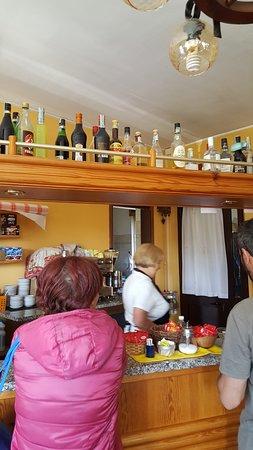 Condove, Italia: interno ristorane