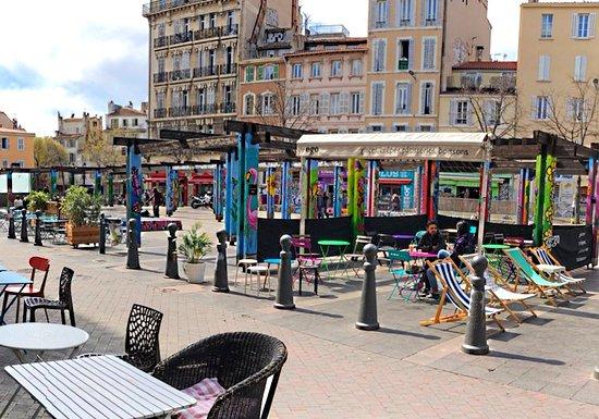Ego marseille 73 cours julien restaurant avis num ro - Office du tourisme marseille telephone ...