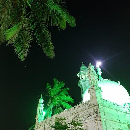 Haji Ali Mosque: Landmark