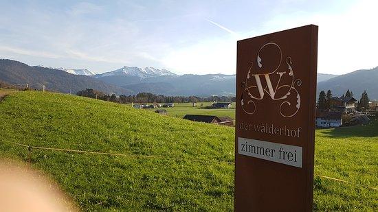 Lingenau, Østerrike: tolle Lage