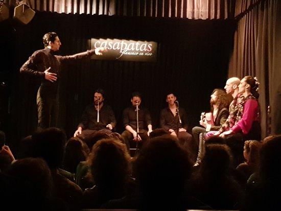 Casa Patas, Flamenco en Vivo : Flamenco