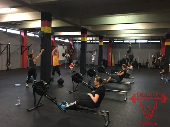 CrossFit F2