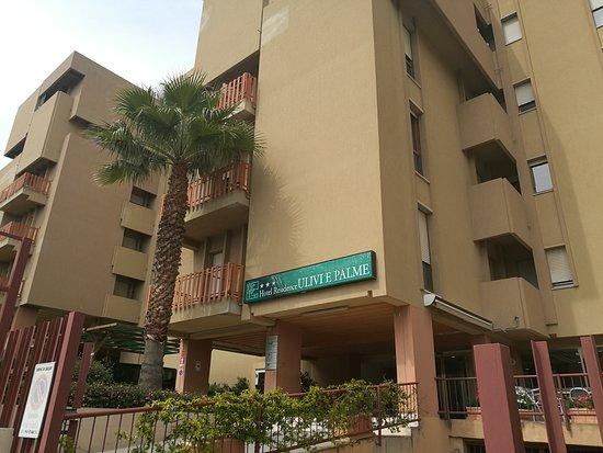 Hotel Picture Of Hotel Residence Ulivi E Palme Cagliari