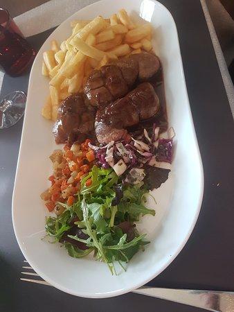 Jolimetz, Γαλλία: Rognon de veau