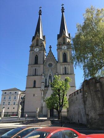 Admont, Österreich: Haupteingang