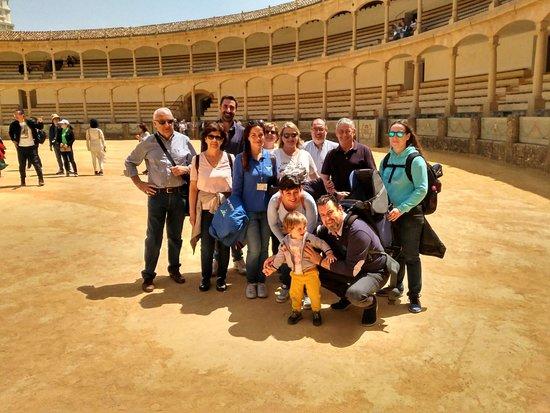 Andalucia Visit