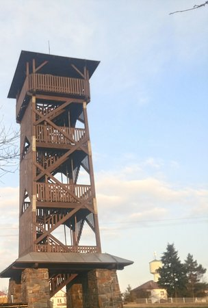 Lookout Tower Sance v Jakubcovicich